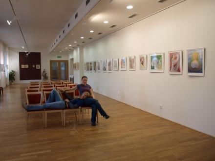 Výstava Renáty Tomkové