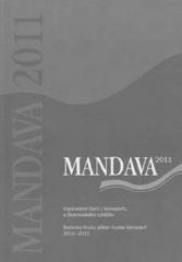 Kniha Mandava 2011