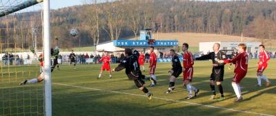 Na další krásné góly si vilémovští fotbalisté i fanoušci počkají do jara. Foto: md
