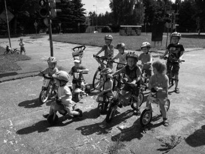 Děti z MC Koťátko
