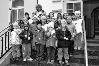 deti na úřade