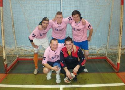 Výtězný tým