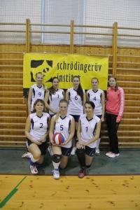 rumburské volejbalistky