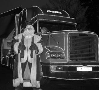 Coca-Cola kamion