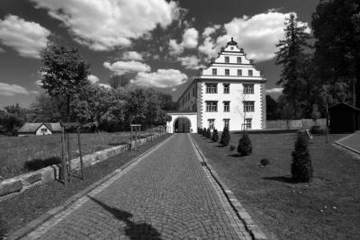 Sluknovský zámek