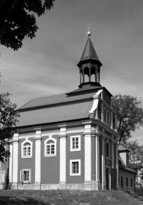 Evangelický kostel v Rumburku