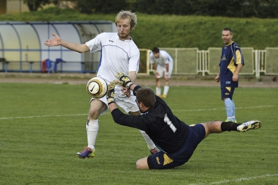 Fotbal FK Rumburk - SK Pronako Hostovice