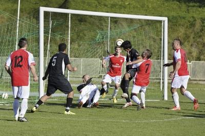 FK Rumburk - SK Plaston Šluknov 0:1 (0:1)