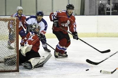 HC Varnsdorf - HC Frýdlant 3:5 (3:1,0:1,0:3)