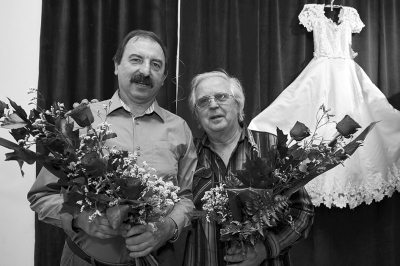 Vernisáž - Divadlo 20 let
