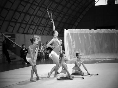 gymnastky