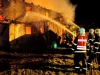 Požár chalupy ve Velkém Šenově. Foto: Michal Šafus Požáry CZ