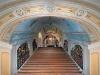 Svaté schody v ambitu Lorety v Rumburku, celkový pohled, foto Jiří Stejskal